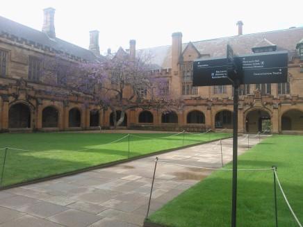 1 Uni Sydney