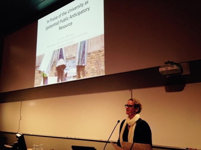 Keynote speaker Professor Keri Facer, Bristol University.jpg