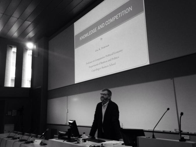 Keynote speaker Professor Ove Kaj Pedersen, Copenhagen Business School.jpg